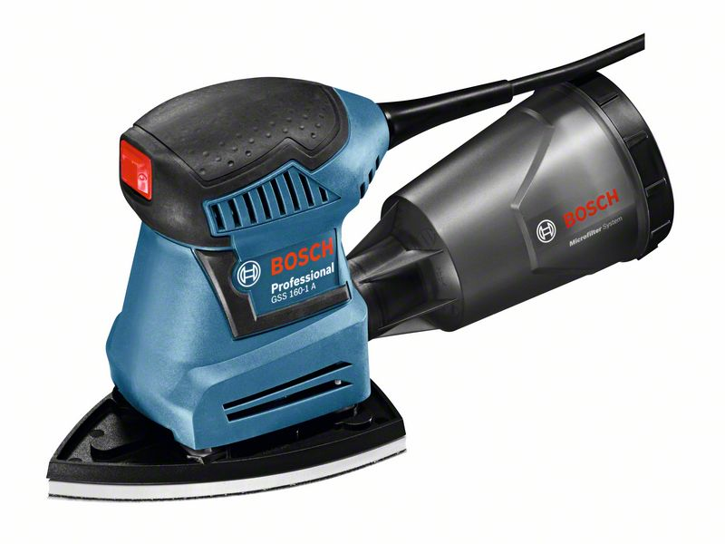 Multislip Bosch GSS 160-1 A MULTI L-BOXX