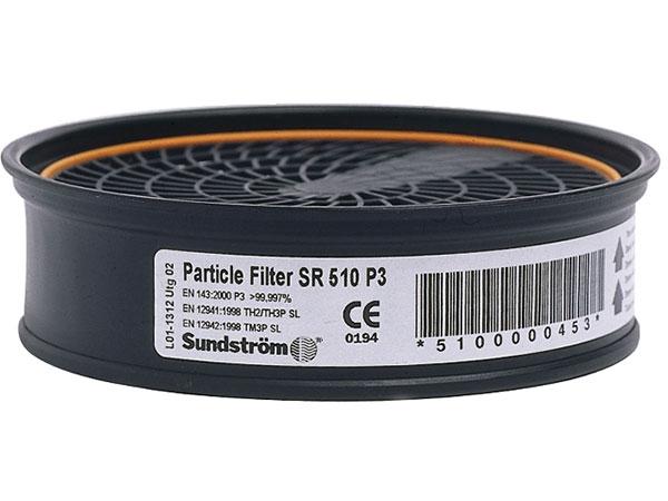 Partikelfilter Sundström SR 510 P3