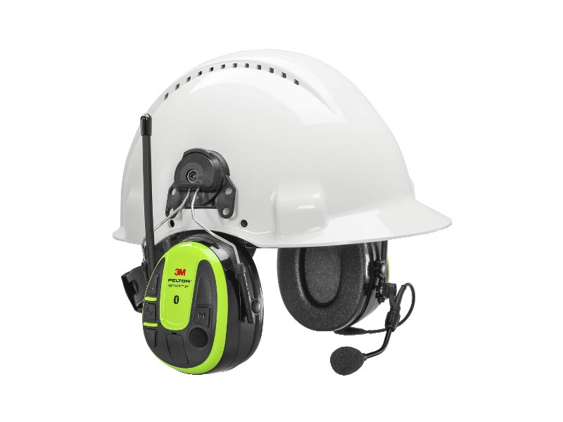 Bra Köp hörselkåpa 3M Peltor WS Alert XPI Bluetooth - Hjälmfäste KG-76