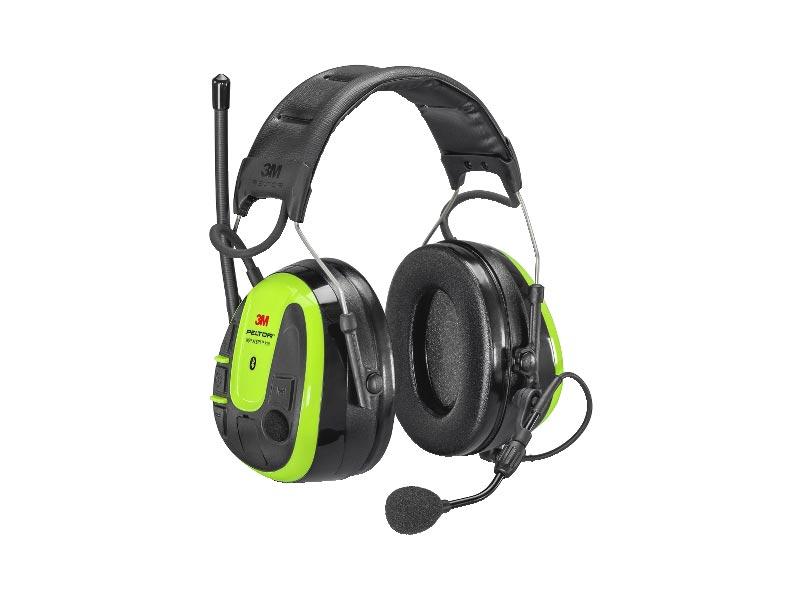 Unika Köp hörselskydd 3M Peltor WS Alert XPI med hjässbygel FY-63