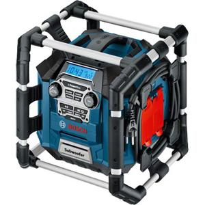 Radio & laddare Bosch GML 20 POWER BOX (UNI VERSION)