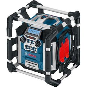 Radio & laddare Bosch GML 50 POWER BOX (UNI VERSION)