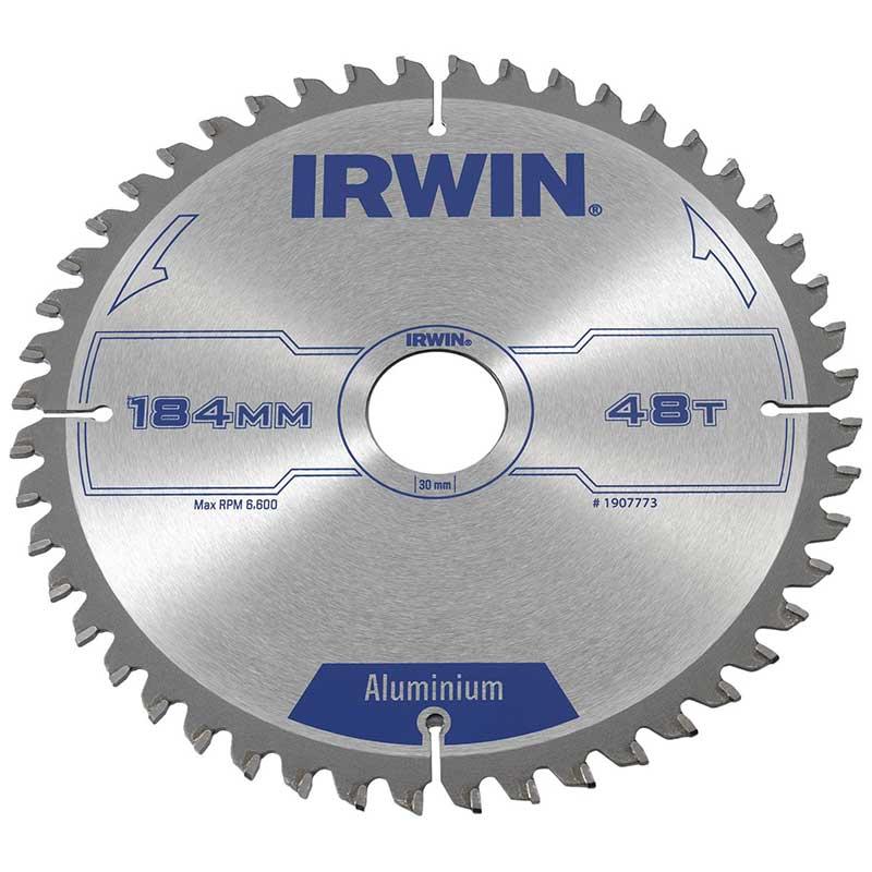 Sågklinga för aluminium Irwin 184/30