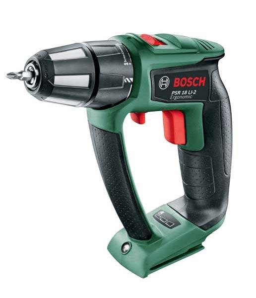 Attraktiva Köp skruvdragare Bosch PSR 18 LI-2 ERGO | Verktygshandlarn.se VU-48