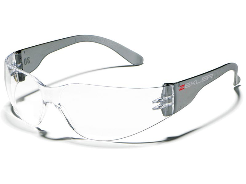 Skyddsglasögon ZEKLER 30 HC - KLAR lins