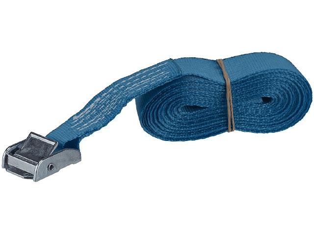 Spännband 25 mm med klafflås Grunda 2 meter