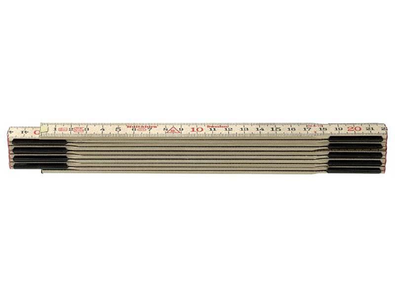 Meterstock 2m Hultafors 59-2-10