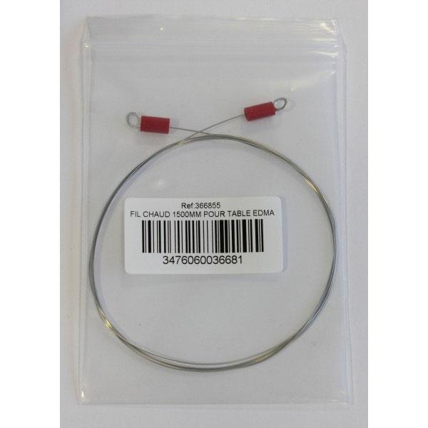 Värmetråd till cellplastskärare Edma 44555