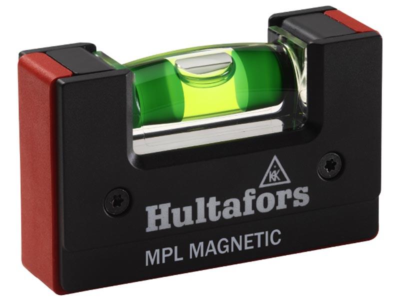 Vattenpass Mini MPL magnetisk Hultafors