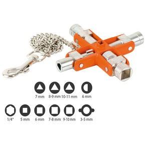 Bahco MK9 Multinyckel