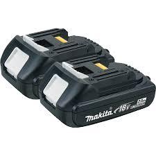 Makita BL1820 2-P Batterier 18V 2.0 Ah