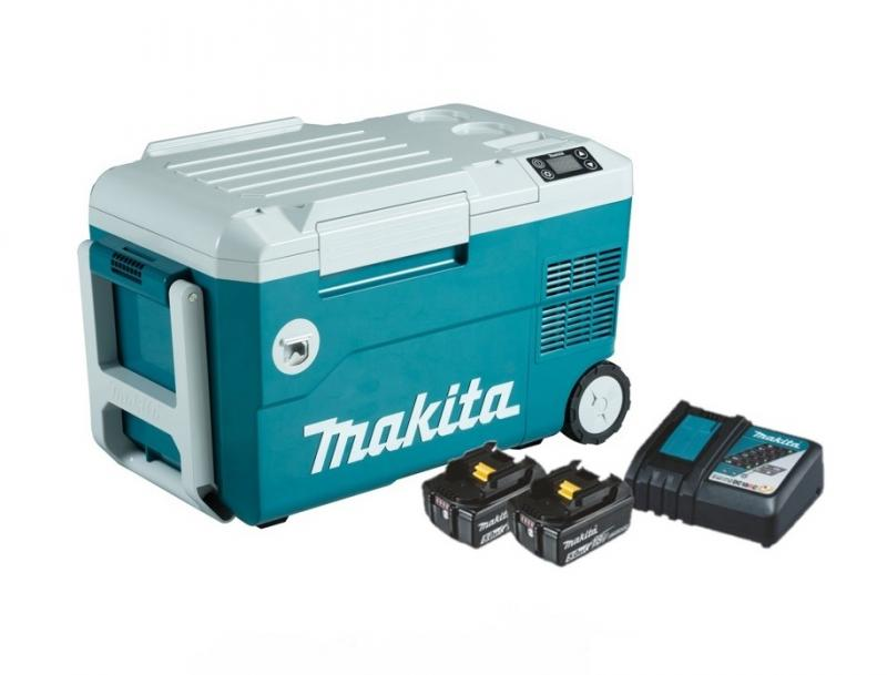 Makita DCW180-plus Combokit 18V