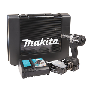 Makita DDF484RTEB Borrskruvdragare 18V Black Edition