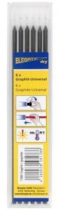 Reservstift Bleispitz 6-pack