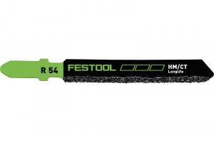 Festool Sticksågsblad tegel R 54 G Riff 1-pack