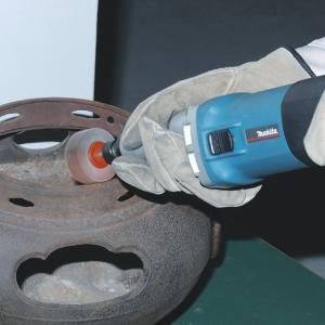 Makita GD0810C Rak slipmaskin (lågvarvig)