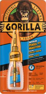 Gorilla Superlim m.pensel 12 g