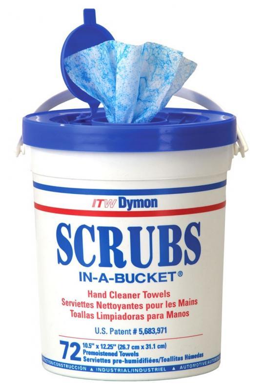 Scrub in-a-Bucket Handrengörningsduk 72st