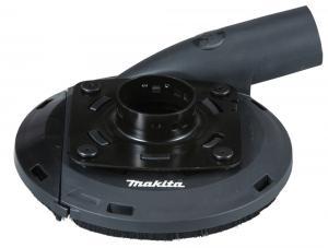 Makita Dammskydd för vinkelslip 115-125 mm