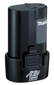 Makita BLO710 Batteri 7,2V