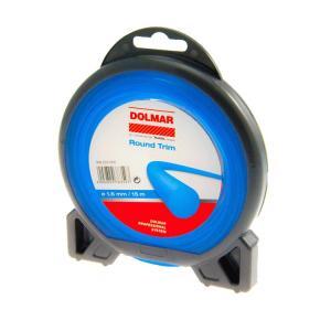 Trimmertråd rund 1,6 mm, 15 meter