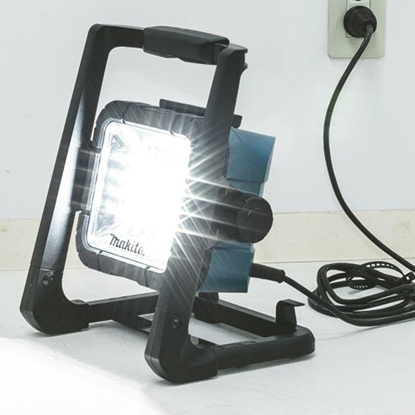 Toppen Makita DML805 Arbetslampa-LED SN-17