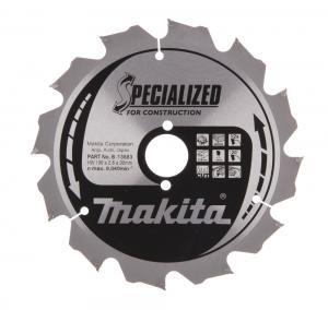 Makita Sågklinga HM 190x30x2,6mm 12T