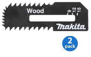 Makita Sågblad 2-P, trä