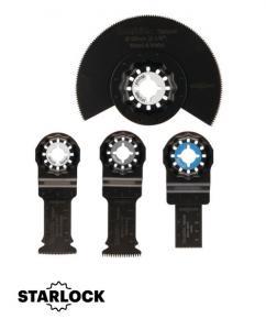 Makita B-67480 Multibladset STARLOCK, Urtag & Infällning