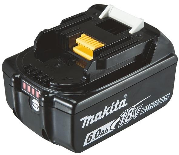 Makita BL1860B Batteri 18V 6.0Ah