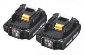 Makita BL1820B 2-pack Batteri 18V 2.0Ah