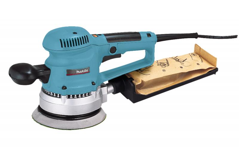 Makita BO6030J Excenterslip 150 mm