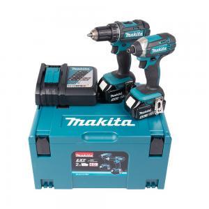 Makita Combokit DLX2127MJ (DDF482 + DTD152)