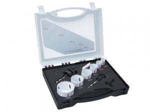 Hålsågsats 16-51mm (elektriker)  9-delar