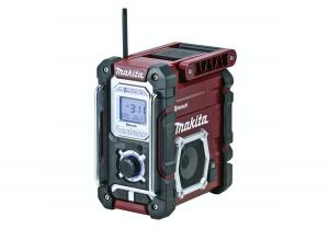 Makita DMR108AR Stereoradio med bluetooth