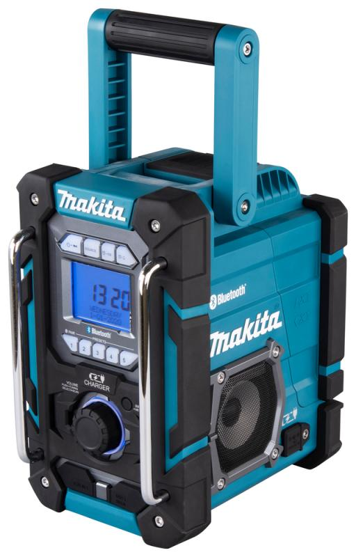 Makita DMR300 Stereoradio med laddare