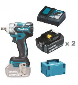 Makita DTW285RTJ Mutterdragare 18V