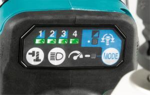 Makita DTW300Z Mutterdragare 18V