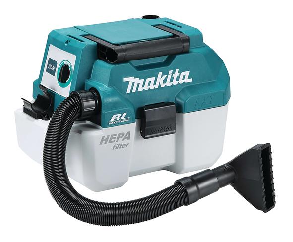 Splitter nya Makita DVC750LZ Dammsugare 18V KZ-82