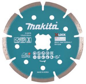 Makita X-lock  Diamantklinga 125x1,6mm
