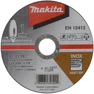 Makita kapskivor 125mm 10-pack