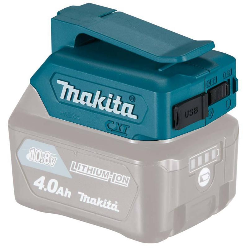 Makita USB-laddare Batteri Adapter 12V