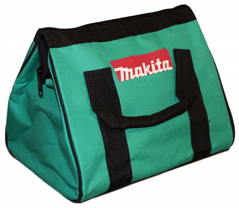 Makita liten tygväska