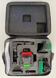 Multilinjeslaser MC3D Brave Grön