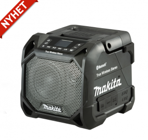 Makita DMR203B Bluetooth Högtalare