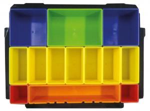 MAKPAC Inlägg med 13 st små lådor