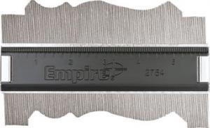 Empire Profilmall 150mm, rostfritt stål