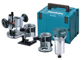 Makita RT0700CX5J multifräs