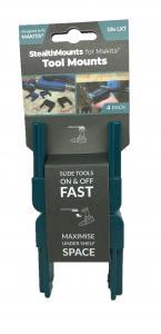 Maskinhållare för Makita 18V 4-pack