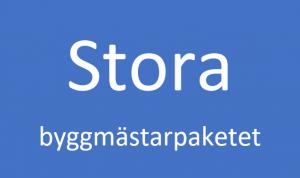 Makita Stora byggmästarpaketet  (20 st maskiner+radio+lampa+väskor).